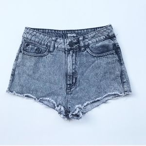 Urban Outfitters BDG High Rise Dree Cheeky Shorts